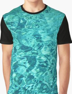 TURQUOISE WATER Graphic T-Shirt