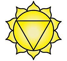The Solar Plexus Chakra Photographic Print