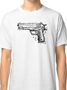 Graphic Pistol Classic T-Shirt