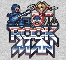 Rock, Man! Kids Tee