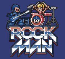 Rock, Man! by BiggStankDogg