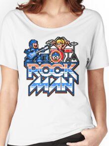 Rock, Man! Women's Relaxed Fit T-Shirt