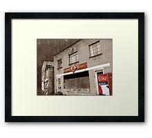 Lee Davis Framed Print