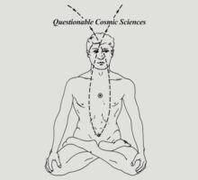 Questionable Cosmic Sciences by Megatrip
