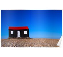 Little Red Roof Poster