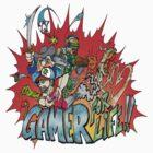 Gamer for Life by Skree