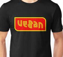 Vegan - an ambigram Unisex T-Shirt