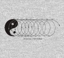 A Spiral of Change by Megatrip