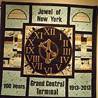 Grand Central Terminal Centennial Quilt Exhibition, New York Transit Museum Annex, New York City by lenspiro