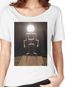 Lamp Boy - FredPereiraStudios_Page_2 Women's Relaxed Fit T-Shirt