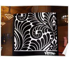 Kleenex Studio, Vanderbilt Hall, Grand Central Terminal Poster