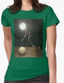 Lamp Boy - FredPereiraStudios_Page_4 Womens Fitted T-Shirt