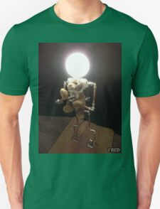 Lamp Boy - FredPereiraStudios_Page_6 Unisex T-Shirt