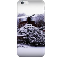 Virgin Snow iPhone Case/Skin