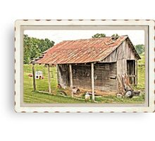 Junior's Clubhouse  Canvas Print