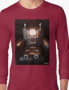 Lamp Boy - FredPereiraStudios_Page_12 Long Sleeve T-Shirt