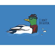 Trendy Duck Photographic Print