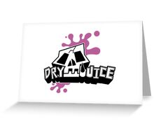 Dramatical Murder Dry Juice Greeting Card