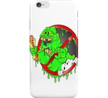 Ghostbusters Slimer iPhone Case/Skin