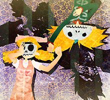 Calling All Skeletons Hey Arnold by Hannah Melto