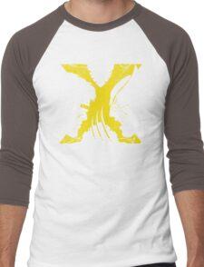 X-MUTANTS Men's Baseball ¾ T-Shirt