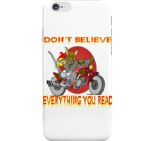 Little Red Riding Hood ? iPhone Case/Skin