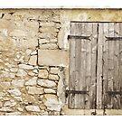 Medieval doorway-1 by Marlene Hielema