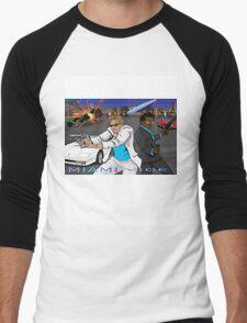 Miami Vice  Men's Baseball ¾ T-Shirt