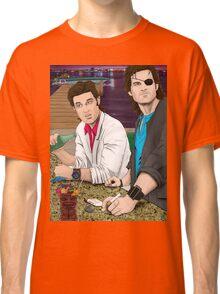 Jack Burton & Snake Plissken Classic T-Shirt