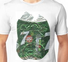 7 Up - Crushed Tin Unisex T-Shirt
