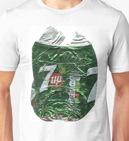 7 Up - Crushed Tin Unisex T-Shirt