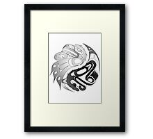 Eagle Bear Framed Print