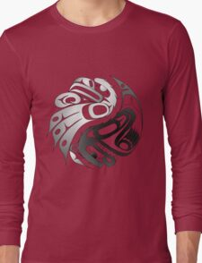 Eagle Bear Long Sleeve T-Shirt