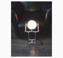 Lamp Baby - FredPereiraStudios_Page_4 Kids Tee