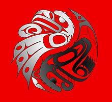 Eagle Bear by Spirit-Ink