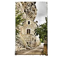 France - La Roque Gageac Photographic Print