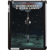 An Evening With Macklemore & Ryan Lewis Down Town AM1 iPad Case/Skin