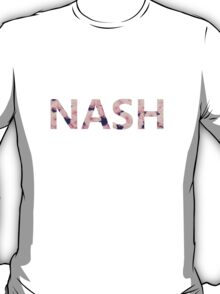 NASH GRIER CRUSH MERCH MAGCON  T-Shirt