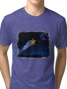 Eagle Shooting star Tri-blend T-Shirt