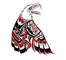 Eagle Human Photographic Print