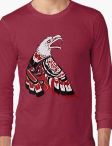Eagle Human Long Sleeve T-Shirt