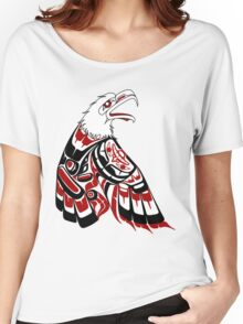 Eagle Human Women's Relaxed Fit T-Shirt