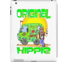 Original Hippie iPad Case/Skin