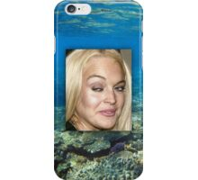 Lilo on Drugs iPhone Case/Skin