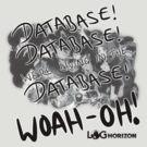 Log Horizon: Database! by Liam Hole