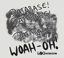 Log Horizon: Database! by Liam Hole