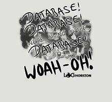 Log Horizon: Database! Unisex T-Shirt
