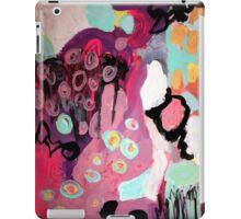 wine and roses iPad Case/Skin