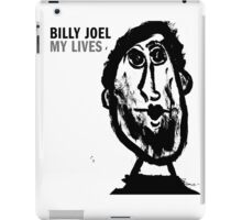 BILLY JOEL MY LIVES iPad Case/Skin