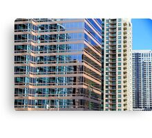 Modern Architecture in Toronto Canvas Print